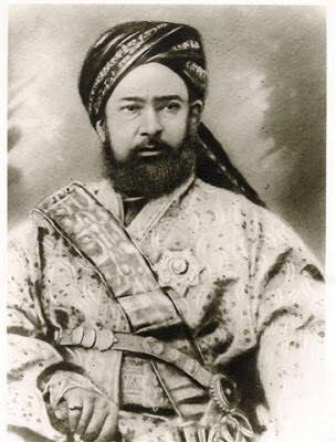 Uyghurning Munewer Perzenti-Möhtirem Yaqupbeg Janapliri!