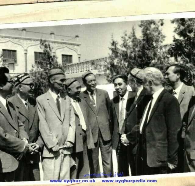 Uyghurziyalilar