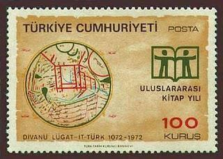 Mahmut Qeshqiri-Dunya Xeritisi