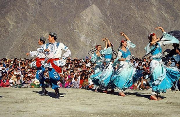 Pakistan Uyghurliri