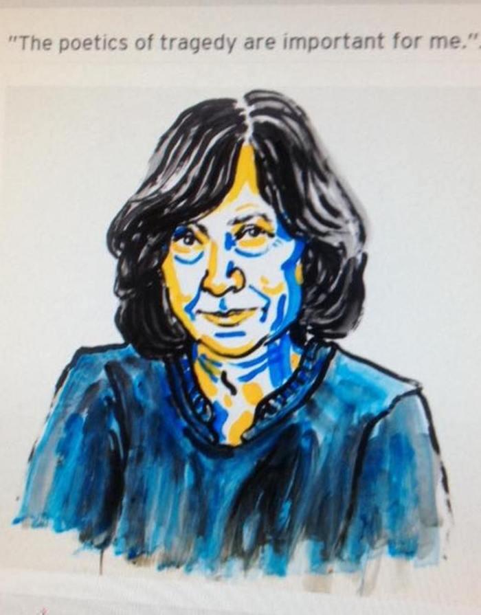 Nobel Literatur-2015