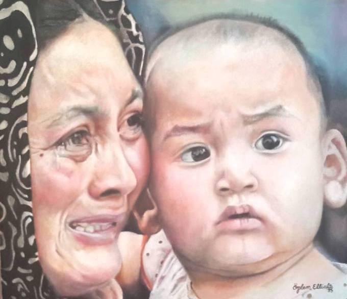 Uyghur Ana-bala