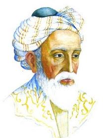 portrait of omar khaayam astronomer mathematician