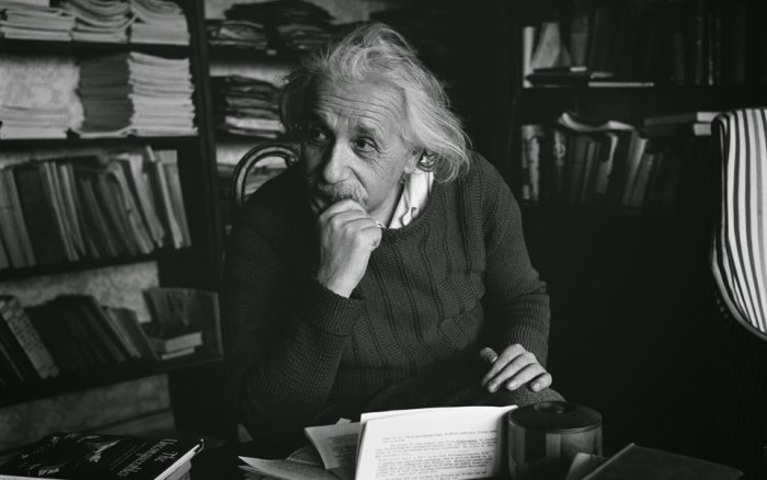 Albert-Einstein-in-his-office-Princeton